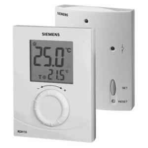 Siemens termosztátok